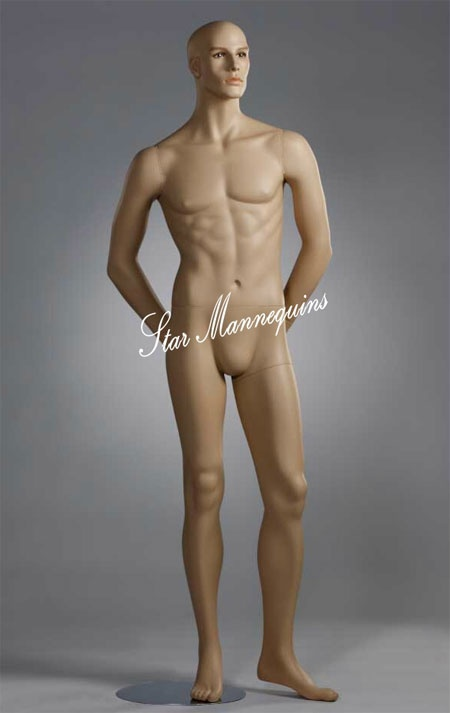 Full Body Male Mannequin CMM-035